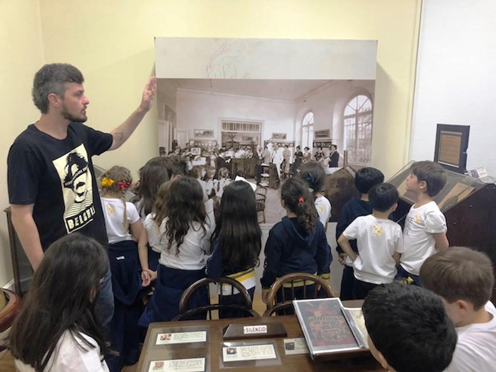 Visita ao Museu Memória Escolar -2º ano