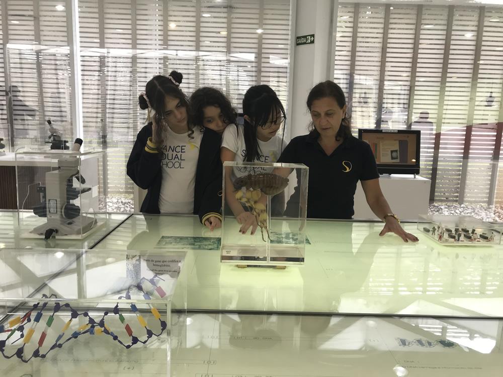 Visita ao Instituto Butantan - 7º ano