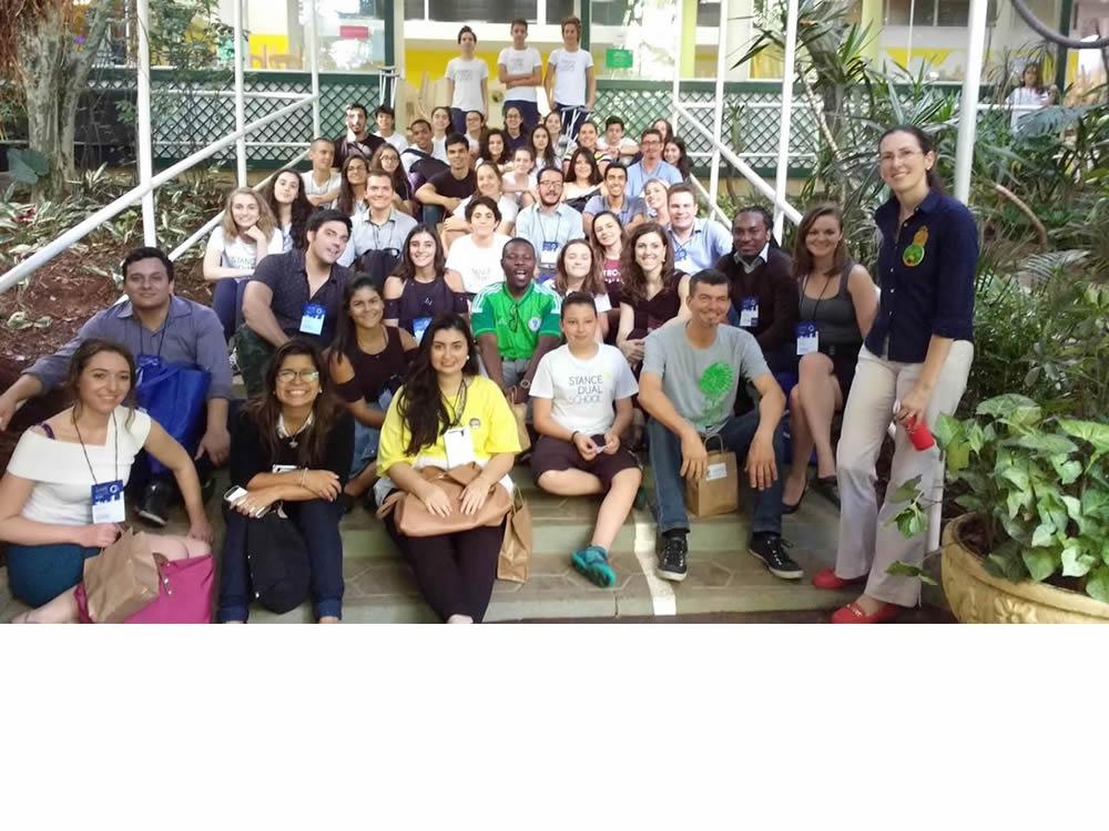 Parceria Bilíngue: Global Shapers / Hub São Paulo x Stance Dual - 9º ano
