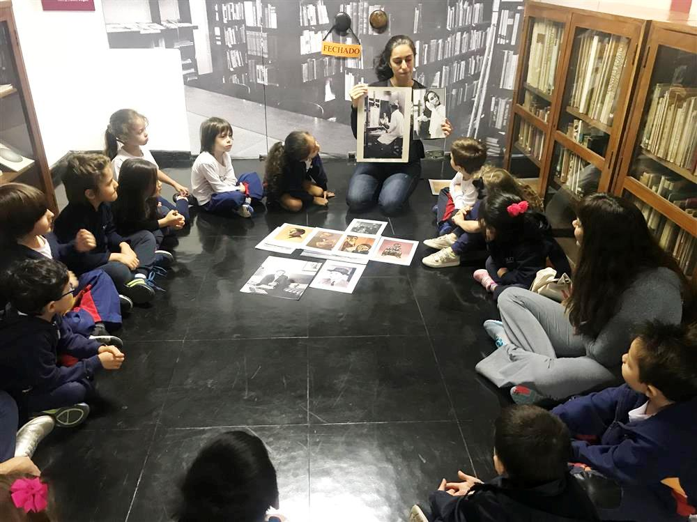 Visita ao Museu Lasar Segall