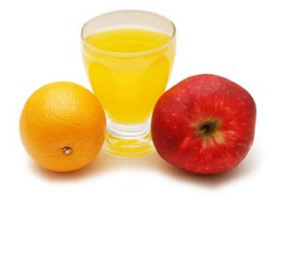 Apple orange juice - Year 2