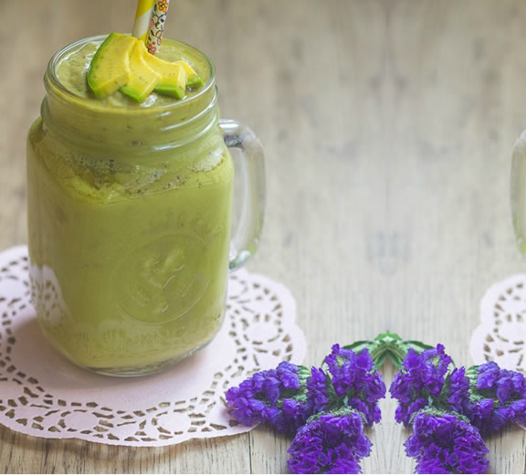 Avocado smoothie - Year 1