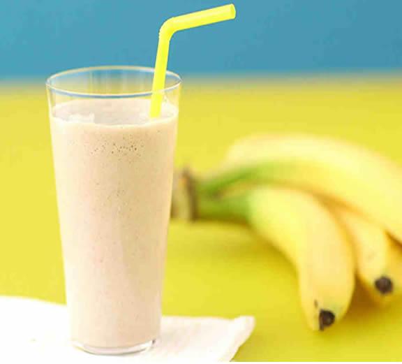 Banana Breakfast Smoothie - Year 3
