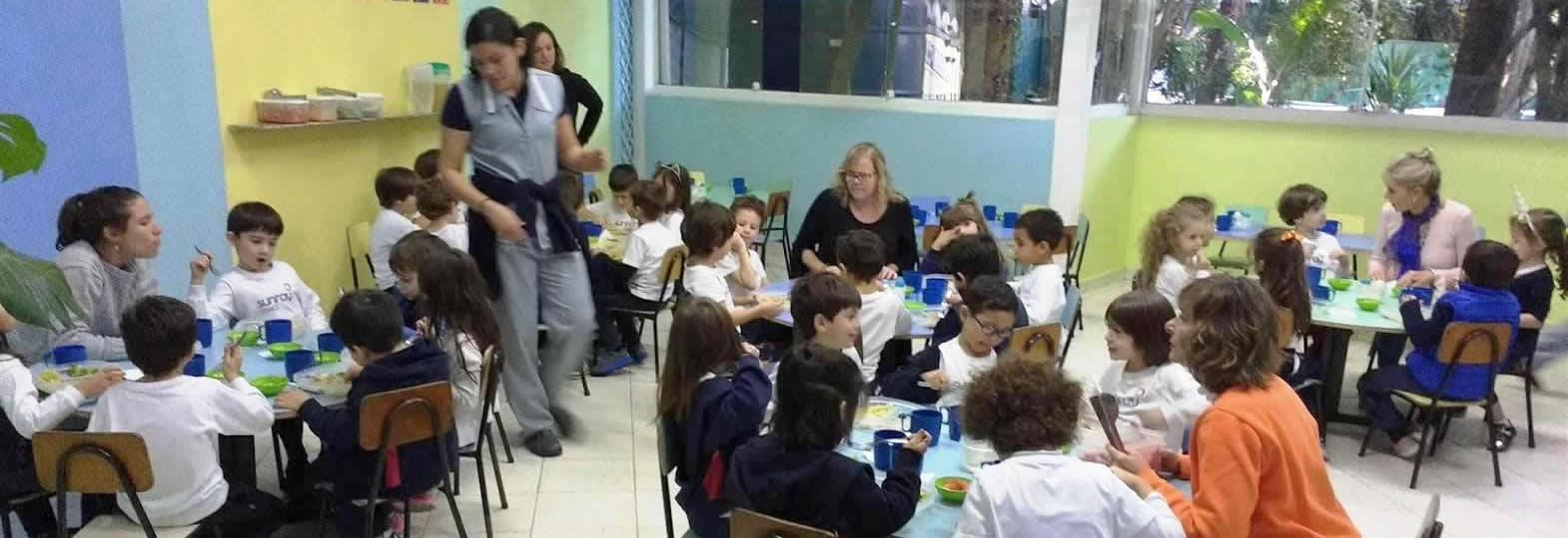 Cardápio Restaurante Infantil