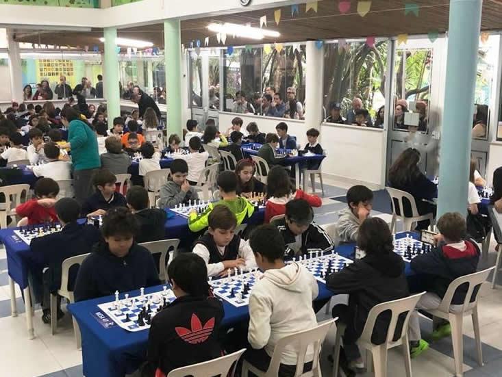Stance Dual campeã do VII Torneio de Xadrez!